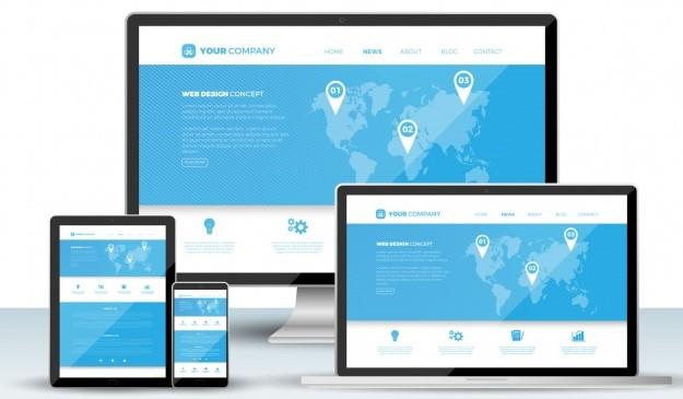 responsive web design(allianceteck)